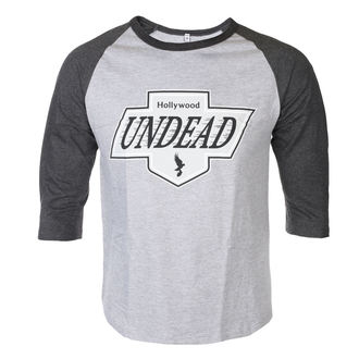 tričko pánské s 3/4 rukávem HOLLYWOOD UNDEAD - L.A. CREST - PLASTIC HEAD, PLASTIC HEAD, Hollywood Undead