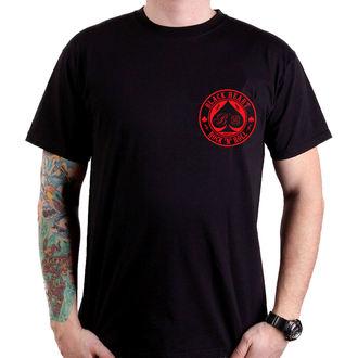 tričko pánské BLACK HEART - ACE OF SPADES - BLACK, BLACK HEART