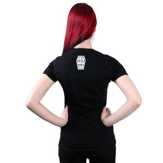tričko dámské AKUMU INK - Conquer Thy Enemy, Akumu Ink