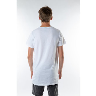 tričko (unisex) AMPLIFIED - BOB MARLEY - WHT