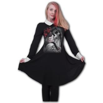 šaty dámské SPIRAL - DEAD KISS - PeterPan, SPIRAL