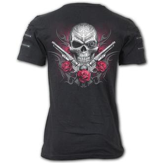 tričko pánské SPIRAL - DEATH PISTOL, SPIRAL