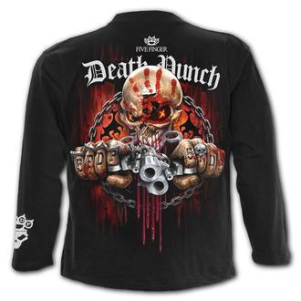 tričko pánské s dlouhým rukávem SPIRAL - Five Finger Death Punch - ASSASSIN, SPIRAL, Five Finger Death Punch