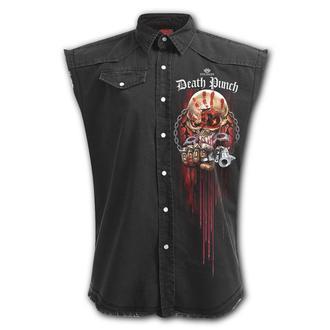 košile pánská bez rukávů SPIRAL - Five Finger Death Punch - ASSASSIN