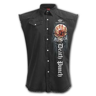 košile pánská bez rukávů SPIRAL - Five Finger Death Punch - GAME OVER - G222M602