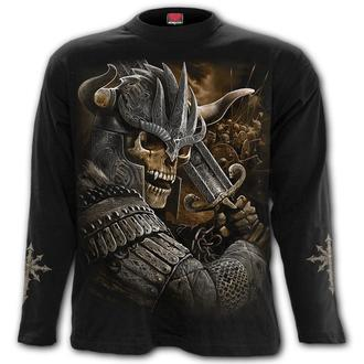 tričko pánské s dlouhým rukávem SPIRAL - VIKING WARRIOR, SPIRAL