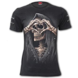 tričko pánské SPIRAL - DARK LOVE, SPIRAL