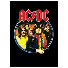 obraz AC/DC - Group - PYRAMID POSTERS, PYRAMID POSTERS, AC-DC