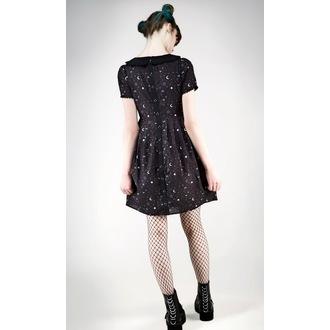 šaty dámské DISTURBIA - Kosmos Collared, DISTURBIA