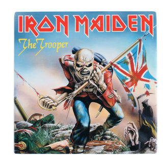 magnet Iron Maiden - Trooper, Iron Maiden