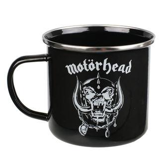 hrnek (plecháček) Motörhead - Logo, NNM, Motörhead