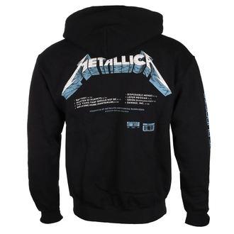 mikina pánská Metallica - Master Of Puppets - Black, NNM, Metallica