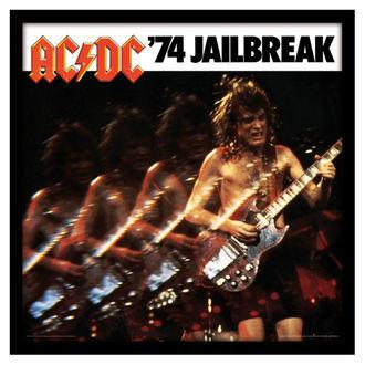 obraz AC/DC - (74 Jailbreak) - PYRAMID POSTERS, PYRAMID POSTERS, AC-DC
