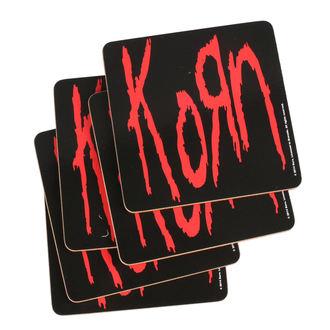 podtácky KORN - ROCK OFF, ROCK OFF, Korn