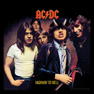 obraz AC/DC - (Highway to Hell) - PYRAMID POSTERS, PYRAMID POSTERS, AC-DC