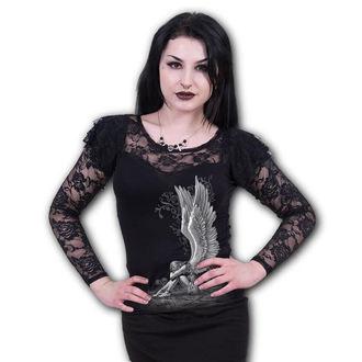 tričko dámské s dlouhým rukávem SPIRAL - ENSLAVED ANGEL, SPIRAL