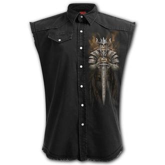 košile pánská bez rukávů SPIRAL - VIKING WARRIOR, SPIRAL