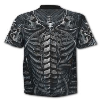 tričko pánské SPIRAL - SKULL ARMOUR, SPIRAL
