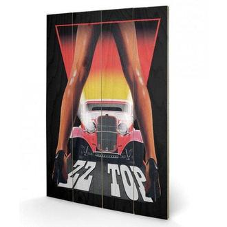 dřevěný obraz ZZ Top - (Legs) - PYRAMID POSTERS, PYRAMID POSTERS, ZZ-Top