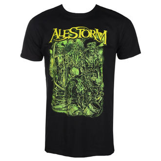 tričko pánské ALESTORM - TAKE NO PRISONERS - PLASTIC HEAD, PLASTIC HEAD, Alestorm