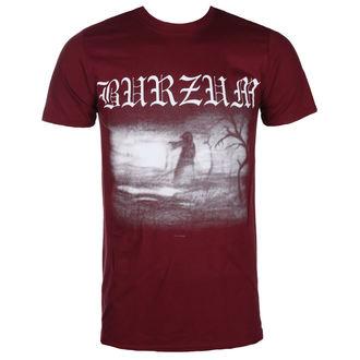 tričko pánské BURZUM - ASKE 2013 (MAROON) - PLASTIC HEAD, PLASTIC HEAD, Burzum