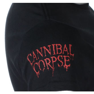 tričko dámské CANNIBAL CORPSE - FOETUS BLOOD SPLATTER - PLASTIC HEAD, PLASTIC HEAD, Cannibal Corpse