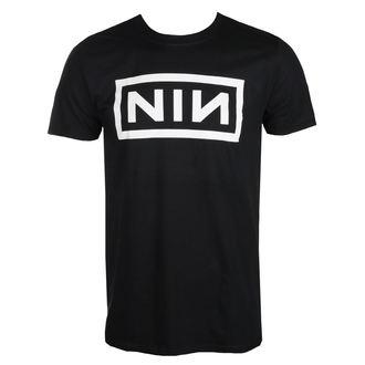 tričko pánské NINE INCH NAILS - CLASSIC WHITE LOGO - PLASTIC HEAD, PLASTIC HEAD, Nine Inch Nails