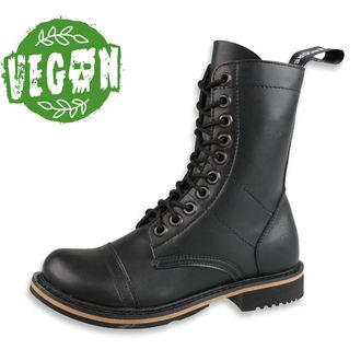 boty dámské ALTERCORE - Ohio - Vegetarian - Black, ALTERCORE