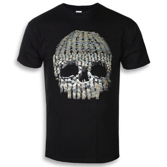 tričko pánské Anti Flag - Money Skull - Black - KINGS ROAD, KINGS ROAD, Anti-Flag