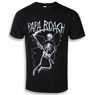 tričko pánské Papa Roach - Haunted Reaper - Black - KINGS ROAD, KINGS ROAD, Papa Roach