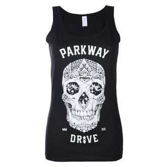 tílko dámské Parkway Drive - Skull - Black - KINGS ROAD, KINGS ROAD, Parkway Drive