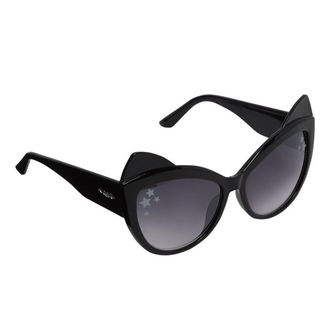 brýle sluneční KILLSTAR - Feline Fancy - BLACK, KILLSTAR