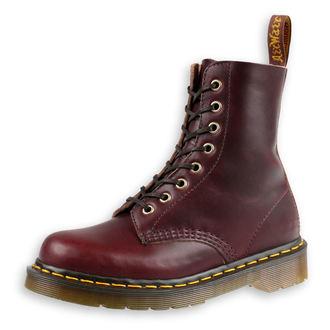 boty Dr. Martens - 8 dírkové - Burgundy - 1460 Pascal, Dr. Martens