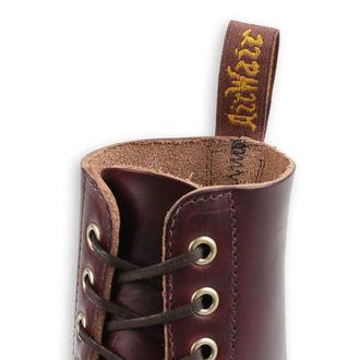 boty Dr. Martens - 8 dírkové - Burgundy - 1460 Pascal - DM24196606