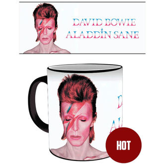 hrnek termoefekt David Bowie - GB posters, GB posters, David Bowie