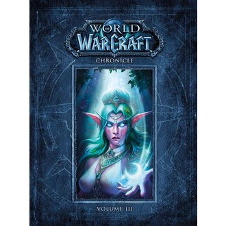 kniha World of Warcraft - Chronicle Volume 3, NNM, World Of Warcraft