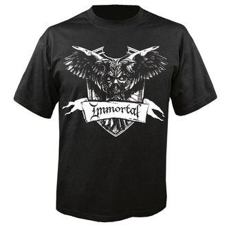 tričko pánské IMMORTAL - Crest - NUCLEAR BLAST, NUCLEAR BLAST, Immortal