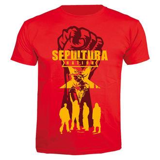 tričko pánské SEPULTURA - Nation - 30 years anniversary - NUCLEAR BLAST, NUCLEAR BLAST, Sepultura