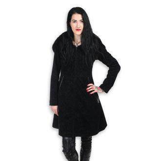 kabát dámský CHEMICAL BLACK