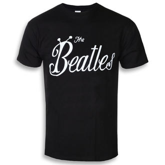 tričko pánské Beatles - Bug Logo - ROCK OFF, ROCK OFF, Beatles