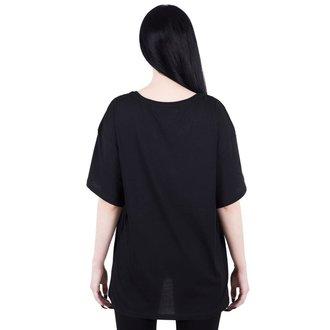 tričko dámské KILLSTAR - Aquarius - BLACK, KILLSTAR