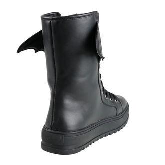 boty dámské KILLSTAR - Fang - BLACK