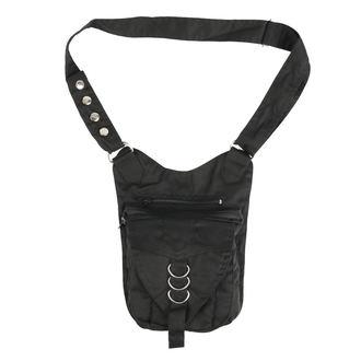 taška (ledvinka) Innocent Clothing - TWILL - BLACK