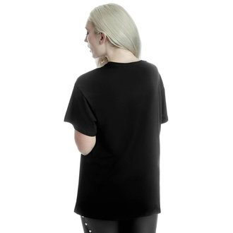 tričko dámské KILLSTAR - Handshake Relaxed - BLACK, KILLSTAR