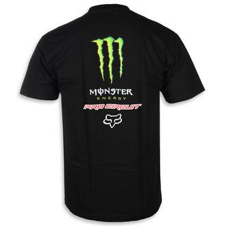 tričko pánské FOX - Monster - Black, FOX