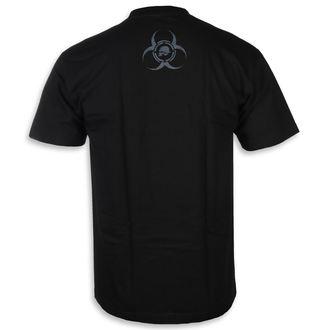 tričko pánské METAL MULISHA - HAZARD BLK, METAL MULISHA