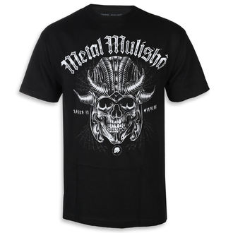 tričko pánské METAL MULISHA - WARHAMMER BLK