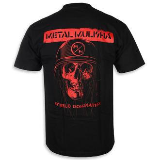 tričko pánské METAL MULISHA - UNDEAD BLK