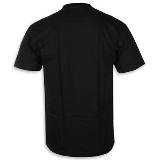 tričko pánské METAL MULISHA - FORTITUDE BLK