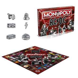 hra AC/DC - Monopoly, NNM, AC-DC